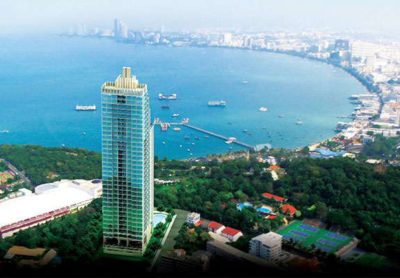 Amari Residence condominium to be ready in first quarter of 2015: